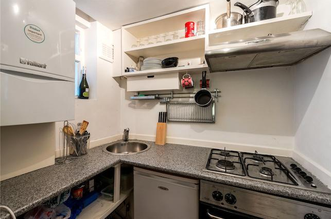 Kitchen Marylebone Property Sale Bell Street 3 Bedroom Flat