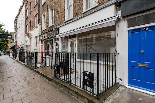 Outside Marylebone Property Sale Bell Street 3 Bedroom Flat