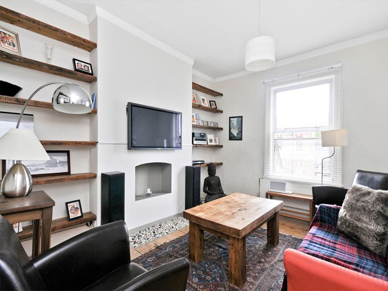 3 Bedroom House (Duplex) to rent in Fordingley Road, London W9