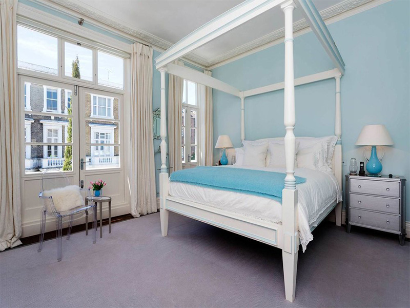 Luxury 4 Bedroom Flat in Chelsea, Bremerton Street - Short Let