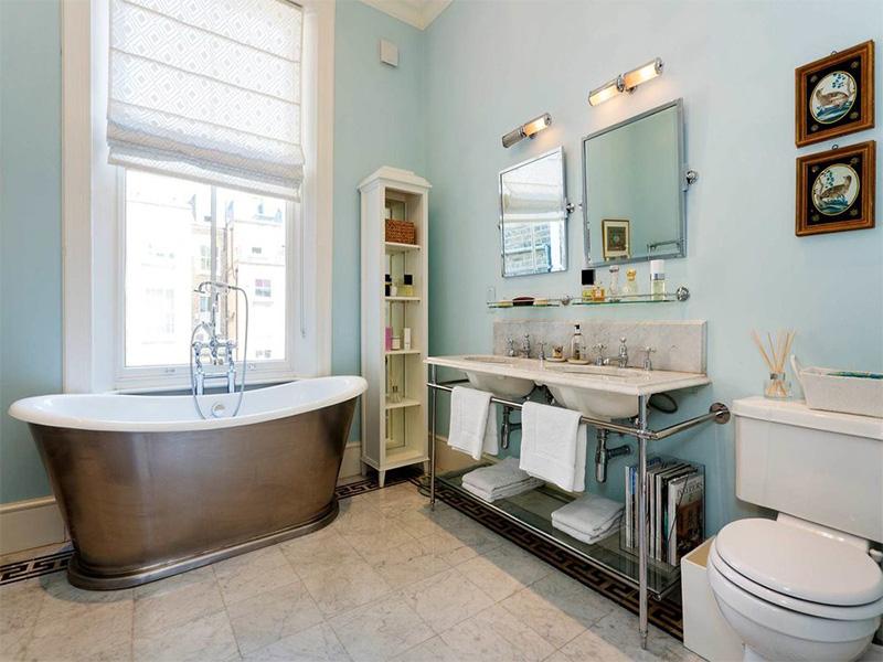 Luxury 4 Bedroom Flat in Chelsea, Bremerton Street - Short Let